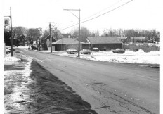 Road to Lenny's circa 1968